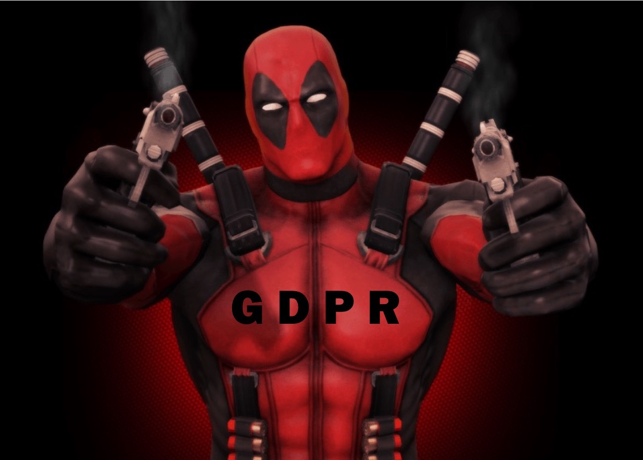 DeadPool GDPR